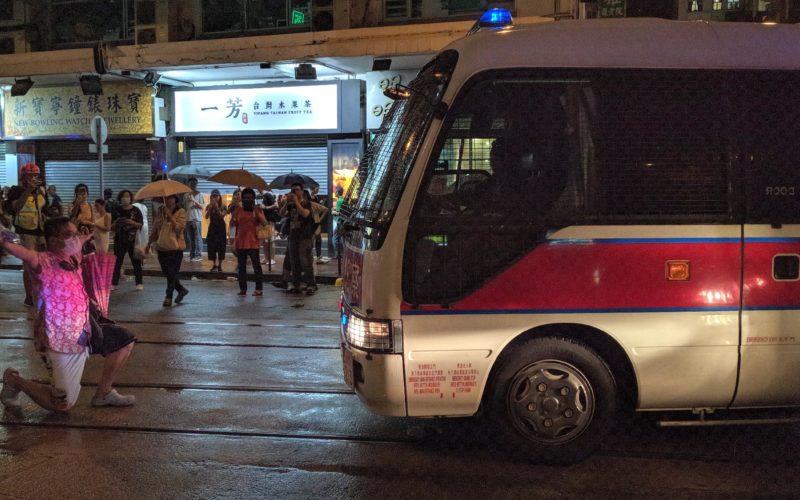 Hong Kong, le immagini della protesta e le urla di libertà