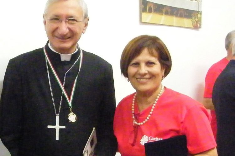 Rosanna Putzolu (Caritas Taranto). Il volontariato ai tempi del Coronavirus
